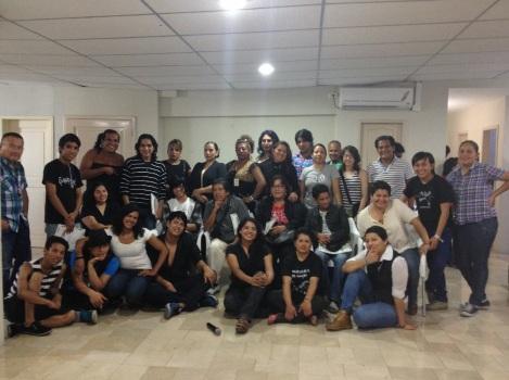Encuentro para la conformación de Veedurías en Educación Salud y empleo Silueta X 2013