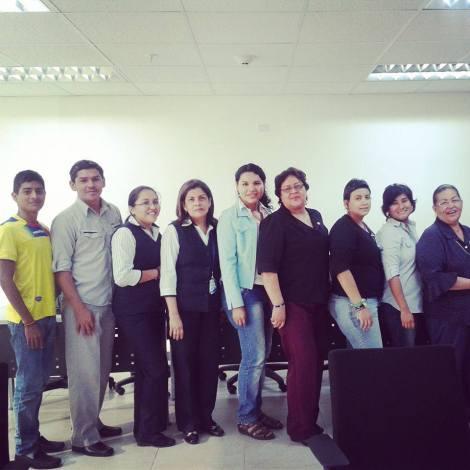 Reunión con Ministerio de Educación 2
