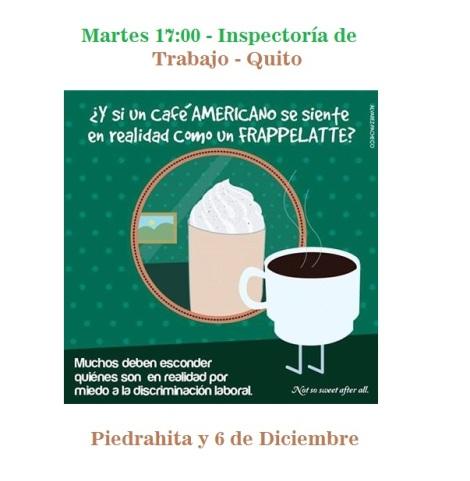 Inspectoría de Trabajo caso Zully Garcia y Brianna Bustamante con Sweet and Coffee