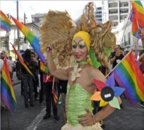 Desfile del Orgullo Gay es hoy - Siluetax -DianeRodriguez