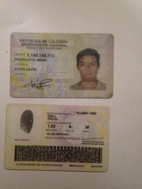 Documentos de denuncia de androgina presentada en Silueta X (1)