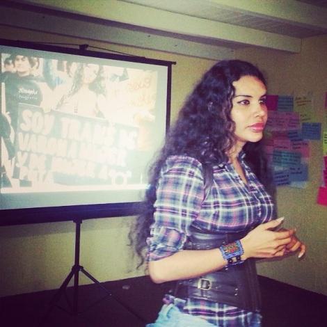 1er Encuentro de líderes LGBTI Políticos de latinoamerica y el Caribe - Diane Rodríguez (11)