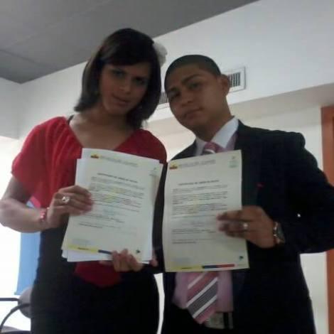 Cuarta Pareja en registrar su unión de hecho en Ecuador una trans femenina y un hombre hetero - Unión civil igualitaria ecuador