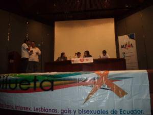 Lanzamiento Unión de Hecho en Quito - Asociación Alfil - Silueta X 2