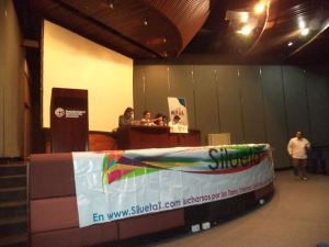 Lanzamiento Unión de Hecho en Quito - Asociación Alfil - Silueta X