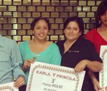 Tercera pareja en registrar la Unión de hecho en ecuador son dos mujeres lesbianas - Karla Vacacela y priscila