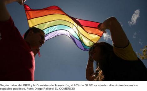 Grupos GLBTI continúan en su lucha por erradicar la discriminación.
