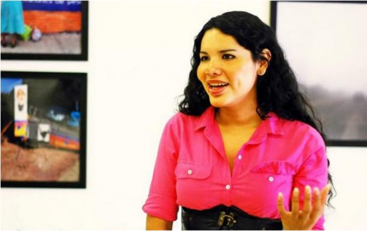 La activista LGBT Diane Rodríguez, amenazada de muerte en Ecuador
