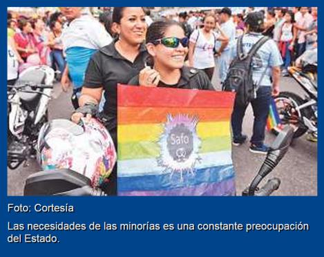 El Ministerio de Justicia busca acercamiento a grupos LGBTI