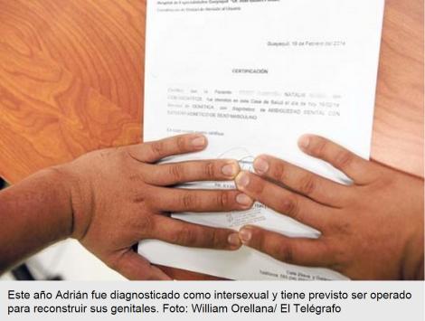 Las personas intersexuales, entre los mitos y el desconocimiento