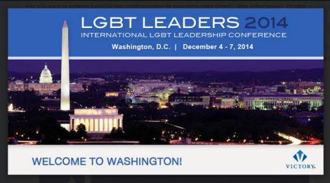 LGBT leaders 2014