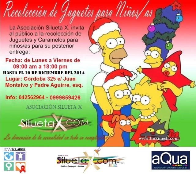 Recolección de Juguetes para niños que viven con VIH