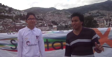 Los singulares de la Asociación Silueta X de Quito te enseñan sobre las siglas TILGB y porque no estan organizadas como LGBT o GLBT