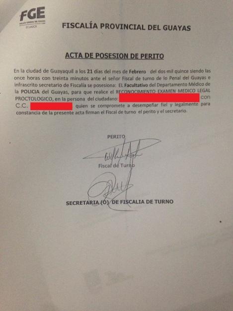 Denuncia Violan a niño en Guayaquil 2015 Asociación Silueta X (2)