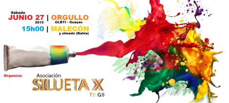 Orgullo Gay Ecuador LGBT 2015 -Organiza Asociación Silueta X (4)
