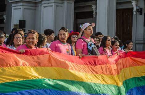 Orgullo LGBT Gay Ecuador Guayaquil 2015 - Asociación Silueta X (50)