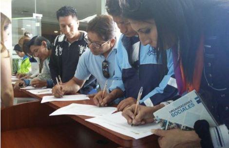 Nace la Federación Ecuatoriana de Organizaciones LGBT tras Diálogo Nacional- SiluetaX - DianeRodriguez