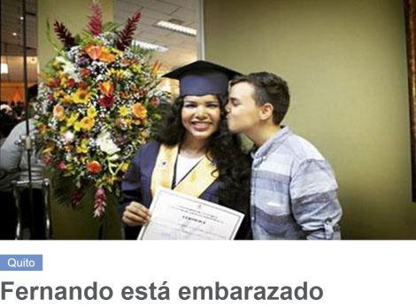 Fernando está embarazado - SiluetaX- DianeRodriguez