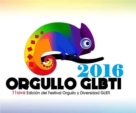 Logo orgullo 2016