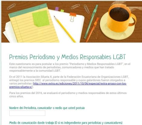 Premios periodismo cresponsable 2016