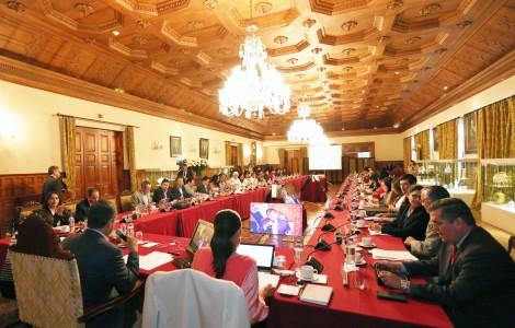 5ta Reunión entre Poblaciones LGBT y el Presidente del Ecuador Rafael Correa - Acuerdos (2)