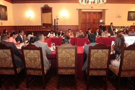 5ta Reunión entre Poblaciones LGBT y el Presidente del Ecuador Rafael Correa - Acuerdos (6)