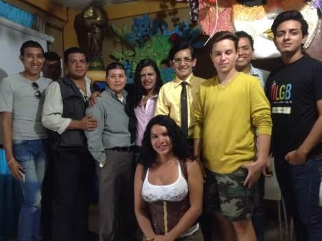 Orgullo y Diversidad Sexual GLBBTI LGBT 2016 Ecuador