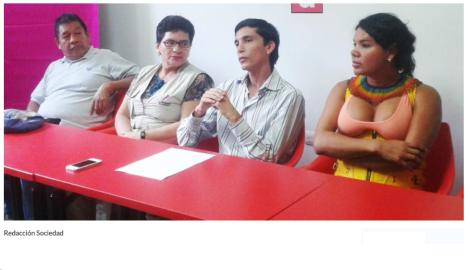 Denuncian la toma sin autorización de 100.000 dolares de la fundación ecuatoriana equidad