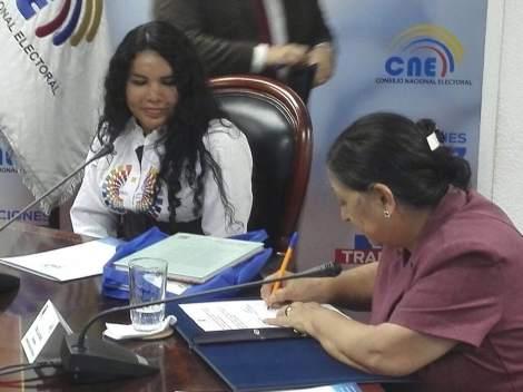 Federación de Organizaciones LGBTI logra acuerdos en favor de los LGBTI con el Consejo Nacional Electoral (5)