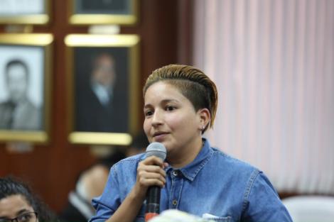 Federación de Organizaciones LGBTI logra acuerdos en favor de los LGBTI con el Consejo Nacional Electoral (9)