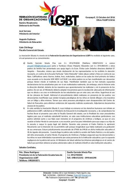 oficio_flgbt131016_maltrato_infantil_en_la_escuela
