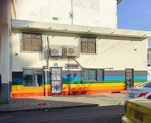 Fundación LGBT Silueta X Guayaquil Ecuador Casa Arco Iris