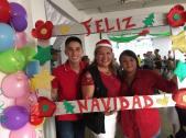 Agasajo Navideño a niños con enfermedades catastroficas y VIH - Asociación LGBT Silueta X - Ecuador (13)