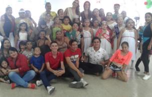 Agasajo Navideño a niños con enfermedades catastroficas y VIH - Asociación LGBT Silueta X - Ecuador (55)