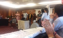 La Asociación Silueta X trabaja en taller de VIH con UNFPA-Federacion Ecuatoriana LGBTI Ecuador 10