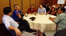 La Asociación Silueta X trabaja en taller de VIH con UNFPA-Federacion Ecuatoriana LGBTI Ecuador 2
