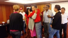 La Asociación Silueta X trabaja en taller de VIH con UNFPA-Federacion Ecuatoriana LGBTI Ecuador 3