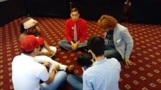 La Asociación Silueta X trabaja en taller de VIH con UNFPA-Federacion Ecuatoriana LGBTI Ecuador 5