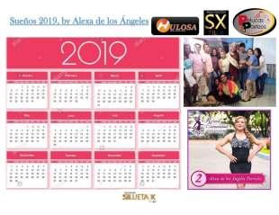 calendario 2019 silueta x (2)