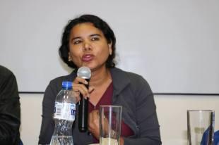 La Asociación Silueta X participó del Foro Transfobia realizado por la FLACSO ecuador - Diane Rodríguez