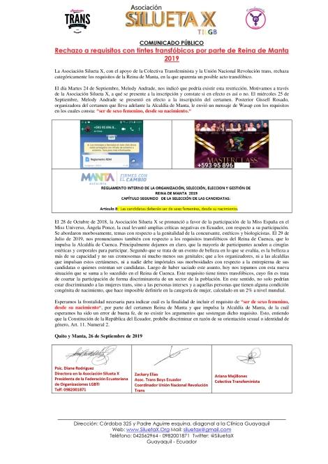 Comunicado-Público-Rechazo-a-requisitos-con-tintes-transfóbicos-por-parte-de-Reina-de-Manta-2019-Aso