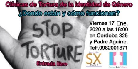 Clínica de conversión o tortura de la identidad de género, como funcionan y donde operan en Ecuador